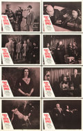 "Movie Posters:Science Fiction, Plan 9 from Outer Space (DCA, 1956). Lobby Card Set of 8 (11"" X14"").. ... (Total: 8 Items)"