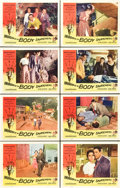 """Movie Posters:Science Fiction, Invasion of the Body Snatchers (Allied Artists, 1956). Lobby CardSet of 8 (11"""" X 14"""").. ... (Total: 8 Items)"""