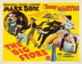 "Movie Posters:Comedy, The Big Store (MGM, 1941). Half Sheet (22"" X 28"").. ..."