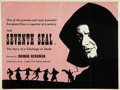 """Movie Posters:Foreign, The Seventh Seal (Svensk Filmindustri, 1957). British Quad (30"""" X 40"""").. ..."""