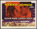 "Movie Posters:Adventure, The Naked Jungle (Paramount, 1954). Half Sheet (22"" X 28"").Adventure.. ..."