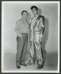 "Movie Posters:Elvis Presley, Elvis Presley Lot (Various, 1950s-1960s). Photos (4) (8"" X 10"") andColor Negatives (2) (5"" X 7"" and 4"" X 5""). Elvis Presley... (Total:6 Items)"