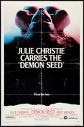 """Movie Posters:Horror, Demon Seed Lot (MGM, 1977). One Sheets (2) (27"""" X 41""""), Lobby Card Set of 8 and Lobby Card Set of 4, and Lobby Cards (2) (11... (Total: 16 Items)"""