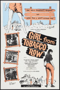 "Movie Posters:Exploitation, Girl From Tobacco Row (Ormond, 1966). One Sheet (27"" X 41""). Exploitation.. ... (Total: 2 Items)"