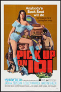 """Movie Posters:Bad Girl, Pick Up on 101 (American International, 1972). One Sheet (27"""" X41""""). Bad Girl.. ..."""