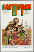 "Movie Posters:Black Films, Wattstax (Columbia, 1973). One Sheet (27"" X 41"") Style A. BlackFilms.. ..."