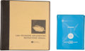 Explorers:Space Exploration, Apollo Program: Two Contractor Manuals.... (Total: 2 Items)