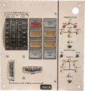 Explorers:Space Exploration, Apollo Program: Saturn Engine Control Panel....
