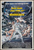 "Movie Posters:James Bond, Moonraker (United Artists, 1979). Poster (40"" X 60""). James Bond....."