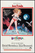"Movie Posters:Science Fiction, Barbarella (Paramount, 1968). One Sheet (27"" X 41""). ScienceFiction.. ..."