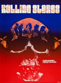 "Movie Posters:Rock and Roll, Sympathy for the Devil (New Line, 1970). Premiere Poster (34.5"" X46.75"").. ..."