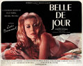 "Movie Posters:Foreign, Belle De Jour (Allied Artists, 1967). French 4-Panel (93"" X 118"").. ..."