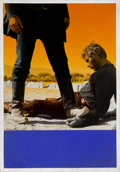"Movie Posters:Western, A Fistful of Dollars (Unidis, 1964). Photomantage Artwork by FrancoFiorenzi (12.5"" X 18"").. ..."
