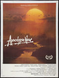 "Movie Posters:War, Apocalypse Now (United Artists, 1979). French Grande (45.5"" X 61"")and Program (7"" X 10.75""). War.. ... (Total: 2 Items)"