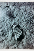 Autographs:Celebrities, Apollo 11: Neil Armstrong Signed Color Photo....