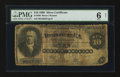 Large Size:Silver Certificates, Fr. 289 $10 1880 Silver Certificate PMG Good 6 Net.. ...