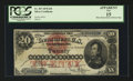 Large Size:Silver Certificates, Fr. 307 $20 1878 Silver Certificate PCGS Apparent Fine 15.. ...
