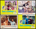 "Movie Posters:Elvis Presley, Elvis Presley Lot (United Artists and MGM, 1962-1968). Lobby Cards(4) 11"" X 14""). Elvis Presley.. ... (Total: 4 Items)"