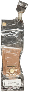 Explorers:Space Exploration, Apollo 15 Space Food Pouch Originally from the Personal Collection of Mission Commander Dave Scott. ...