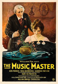 "Movie Posters:Drama, The Music Master (Fox, 1927). One Sheet (27"" X 41"").. ..."