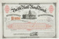 Transportation:Railroad, Early Central Pacific Railroad Bond....