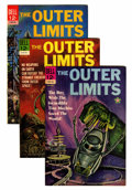 Silver Age (1956-1969):Science Fiction, Outer Limits #1-16 and 18 File Copy Group (Dell, 1964-69)Condition: Average VF+.... (Total: 17 Comic Books)
