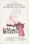 Memorabilia:Poster, Love and Bullets Movie Poster (ITC, 1979)....