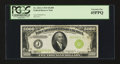 Small Size:Federal Reserve Notes, Fr. 2221-J $5000 1934 Federal Reserve Note. PCGS Extremely Fine 45PPQ.. ...
