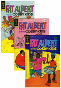 Bronze Age (1970-1979):Cartoon Character, Fat Albert File Copy Group (Gold Key, 1974-79) Condition: AverageVF+.... (Total: 25 Comic Books)
