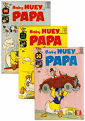 Silver Age (1956-1969):Cartoon Character, Baby Huey and Papa #1-33 File Copy Group (Harvey, 1962-68) Condition: Average VF/NM.... (Total: 33 Comic Books)