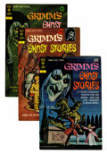 Bronze Age (1970-1979):Horror, Grimm's Ghost Stories File Copy Group (Gold Key, 1972-81)Condition: Average VF+.... (Total: 48 Comic Books)