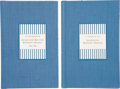 Political:Miscellaneous Political, Jacqueline Kennedy: Two Rare Privately-Printed Memorial Volumes....(Total: 2 Items)