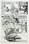 Original Comic Art:Panel Pages, Al Williamson and Carlos Garzon Star Wars: Return of theJedi Princess Leia and Luke Skywalker page 24 Original Ar...