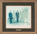 Autographs:U.S. Presidents, John F. Kennedy: President Kennedy and the Joint Chiefs of StaffSigned Photo....