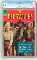 Silver Age (1956-1969):Western, Big Valley #6 File Copy (Dell, 1969) CGC NM/MT 9.8 White pages....