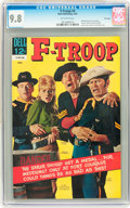 Silver Age (1956-1969):Humor, F-Troop #4 File Copy (Dell, 1967) CGC NM/MT 9.8 Off-white pages....