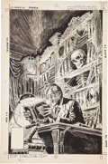 Original Comic Art:Covers, Luis Dominguez Unexpected #193 Cover Original Art (DC,1979)....