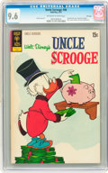Bronze Age (1970-1979):Cartoon Character, Uncle Scrooge #98 File Copy (Gold Key, 1972) CGC NM+ 9.6 Off-whiteto white pages....