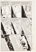 Original Comic Art:Panel Pages, Dave Gibbons Watchmen #1 Page 1 Original Art (DC, 1986)....