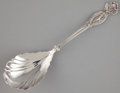 Silver Flatware, American:Other , AN AMERICAN SILVER SUGAR SHELL . Attributed to J.R. Wendt &Co., Boston, Massachusetts, circa 1860. Marks: BAILEY & CO.,9...