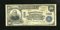 National Bank Notes:Kentucky, Louisville, KY - $10 1902 Plain Back Fr. 633 The NB of Kentucky Ch.# 5312. ...