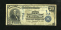 National Bank Notes:Kentucky, Covington, KY - $20 1902 Date Back Fr. 642 The First NB Ch. #(S)718. ...