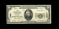 National Bank Notes:Kentucky, London, KY - $20 1929 Ty. 1 The NB of London Ch. # 7890...