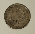Mexico, Mexico: Republic Cap and Rays 8 Reales 1830 Pi-JS,...