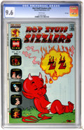 Bronze Age (1970-1979):Cartoon Character, Hot Stuff Sizzlers #55 File Copy (Harvey, 1973) CGC NM+ 9.6 Whitepages....
