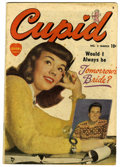 Golden Age (1938-1955):Romance, Cupid #2 (Marvel, 1950) Condition: VG+....