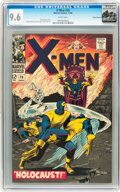 Silver Age (1956-1969):Superhero, X-Men #26 Rocky Mountain pedigree (Marvel, 1966) CGC NM+ 9.6 White pages....