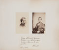 Military & Patriotic:Civil War, The Most Important Civil War Photograph Album to Surface in the Last Century....