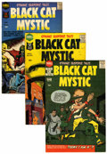 Golden Age (1938-1955):Horror, Black Cat Mystery/Mystic #58-65 Group (Harvey, 1957-63).... (Total:9 Comic Books)