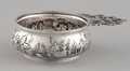 Silver Holloware, American:Bowls, AN AMERICAN SILVER PORRINGER . Samuel Kirk & Son Co.,Baltimore, Maryland, circa 1900. Marks: S. KIRK & SON CO.,925/1000,...
